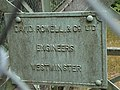 David Rowell Engineers Plaque.JPG