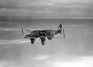 De Havilland Express - A D.H.86 air ambulance of the RAAF