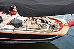 De JOLIE BRISE voor de wal bij Sail Amsterdam 2010 (01).JPG