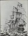 De Zeven Provinciën, vlaggeschip van admiraal Michiel de Ruyter, Bestanddeelnr 134-0825.jpg