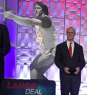 Lance Deal American hammer thrower