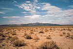 Death Valley,19820816,Desert,incoming near Shoshones.jpg