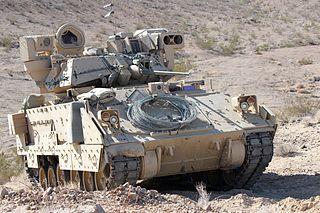 Bradley Fighting Vehicle Armored fighting vehicle
