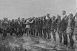 Dekoracja oficerów 30 Dywizji Piechoty, weteranów byłej Brygady Syberyjskiej w drugą rocznicę powrotu do Polski (22-278-1).jpg