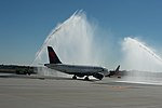 Delta returns to Cuba after 55-year hiatus (30538789614).jpg