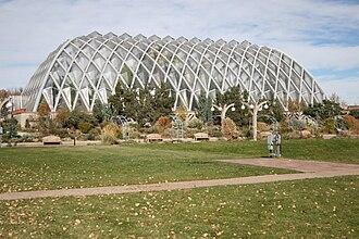 Boettcher Memorial Tropical Conservatory - Boettcher Memorial Tropical Conservatory