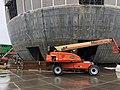 Depot Boijmans Van Beuningen in aanbouw 06.jpg