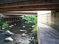Der Bach unter der Brücke - panoramio.jpg