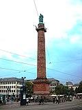 Der Luisenplatz ist der Stadtmittelpunkt von Darmstadt - panoramio.jpg