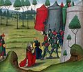 Dessin Alexandre et les envoyés de Darius III.jpg
