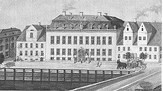 Frederiksholms Kanal 16–18 - The Plessen Mansion