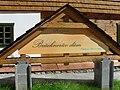 Detail Penzion Brücknerův dům (Prášily).JPG