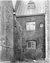detail exterieur aan de noord zijde van de toren - beverwijk - 20034509 - rce