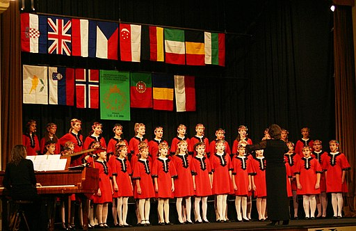 Detska Kitka Choir Bulgaria