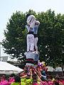 Diada castellera festes de primavera 2014 a Sant Feliu de Llobregat P1480276.jpg