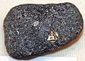 Diamond in kimberlite (Mir Kimberlite Pipe, Malo-Botuoba Kimberlite Field, ~354-360 Ma; Mir Diamond Mine, Siberia, Russia) (17440851983).jpg