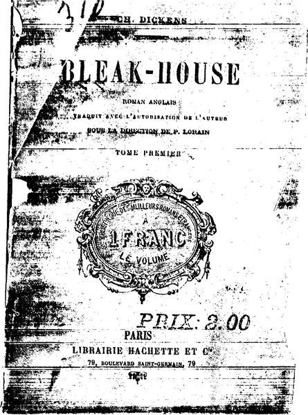 File:Dickens - Bleak-House, tome premier.pdf