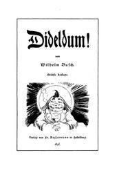 Wilhelm Busch: Dideldum!