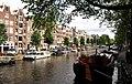 Die Prinsengracht ist mit 3,3 Kilometern die längste Hauptgracht Amsterdams. - panoramio.jpg