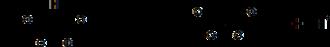 Diethyl malonate - Image: Diethyl malonate acidity