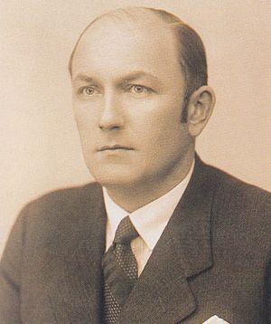 Lajos Dinnyés - Image: Dinnyés Lajos 1930s