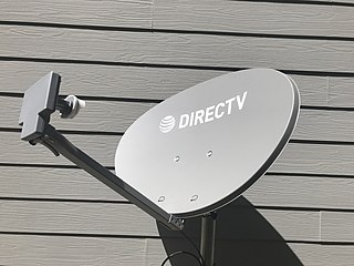 DirecTV American direct broadcast satellite and streaming TV company