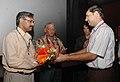 Director of the flm 'Pandit Ramnarayan' V Packirisamyat presentation on November 29,2007 at IFFI, Panaji, Goa.jpg
