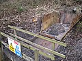Discharge point below clay quarry - geograph.org.uk - 1730465.jpg