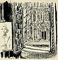 Disegno per copertina di libretto, disegno di Peter Hoffer per Il giudizio universale (1954) - Archivio Storico Ricordi ICON012399.jpg