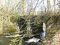 Disused railway bridge across river Ely - geograph.org.uk - 159416.jpg