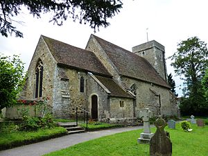 Ditton, Kent - St. Peter's Ad Vincula Church, Ditton