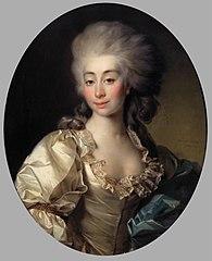 Portrait of Countess Ursula Mniszek