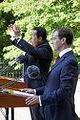 Dmitry Medvedev and Hugo Chavez 10 September 2009-9.jpg