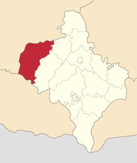 Dolyna Raion Former subdivision of Ivano-Frankivsk Oblast, Ukraine