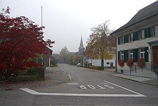 Dorf, Switzerland Municipality of Switzerland in Zurich