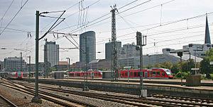 Dortmund Hauptbahnhof - Dortmund Hauptbahnhof