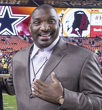 Doug Williams (quarterback) - Williams in 2015