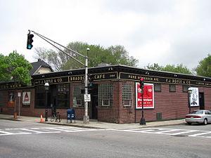 Doyle's Cafe - Image: Doyle's Cafe, Jamaica Plain MA