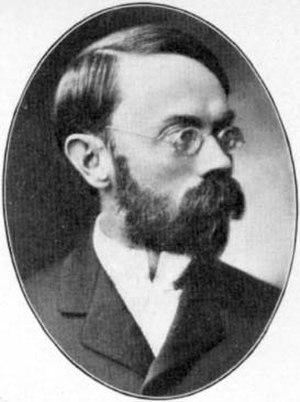 Charles E. Sawyer - C.E. Sawyer, c. 1900