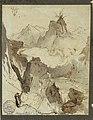 Drawing, Hiawatha sees Mudjekeewis, 1870–75 (CH 18189645).jpg