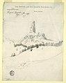 Drawing, Lizard Head Peak, Colorado, January 8, 1893 (CH 18189907).jpg