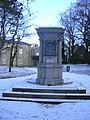 Drinking fountain, Stubbylee Park, Bacup.jpg