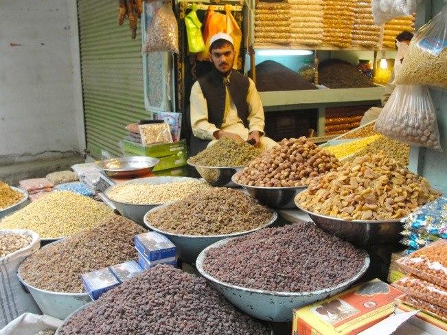 Dry food, Kabul