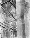 dubbele raamomlijsting in west-gevel zuid-zijde - amsterdam - 20012829 - rce