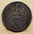 Duca carlo IX di svezia, menta tipo daler (tallero), 1583, forse coniato a heidelberg (pezzo unico).JPG