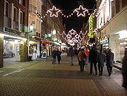 Bolkerstraße in der Altstadt.