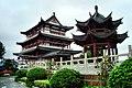 Dufu JiangGe Pavilion-Xiangjiang River-Changsha-China - panoramio.jpg