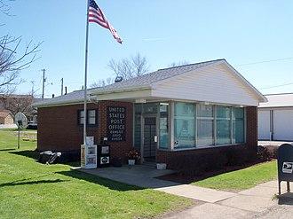 Dundee, Ohio - Dundee Post Office