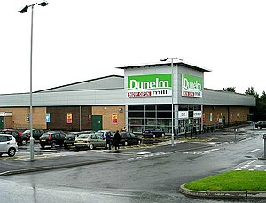 Dunelm Group - Dunelm store in Bradford