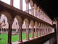 Duomo di verona, chiostro dei canonici (1117-1120) 01.JPG